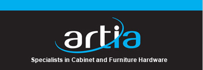 Artia : Specialists in Cabinet and Furniture Hardware